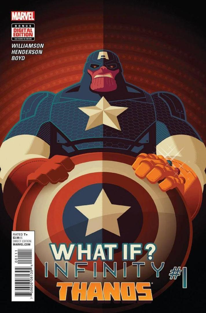 What If? Infinity: Thanos Joined The Avengers (2015)