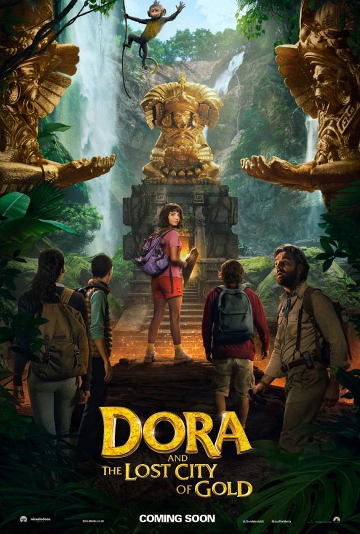 ¡Llegan los primeros posters del live-action de Dora, la Exploradora! 2