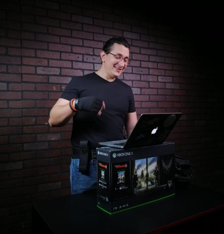 Ubisoft celebra la llegada de The Division 2 en La Mole 1