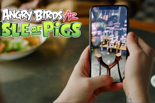 Rovio anuncia Angry Birds AR 1
