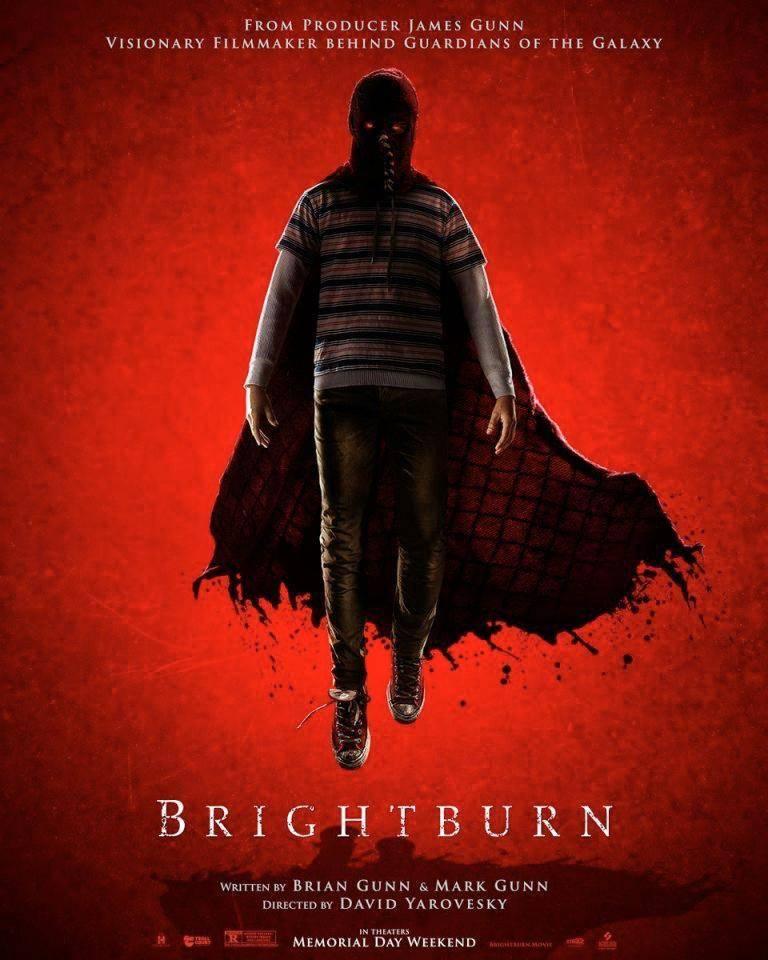 Mira el terrorífico nuevo avance de Brightburn 1