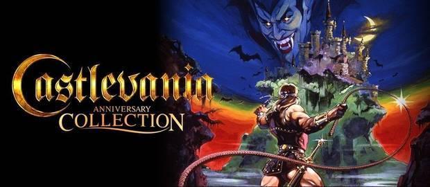 Konami presenta tres colecciones de Arcade, Castlevania y Contra 3