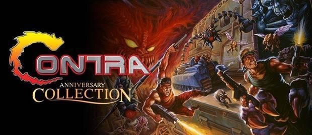 Konami presenta tres colecciones de Arcade, Castlevania y Contra 4