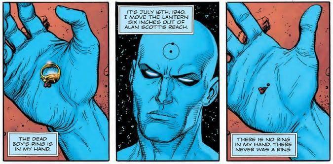 Doomsday Clock #9 (2019)