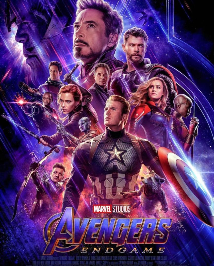 Nuevo trailer y poster de Avengers: Endgame 1