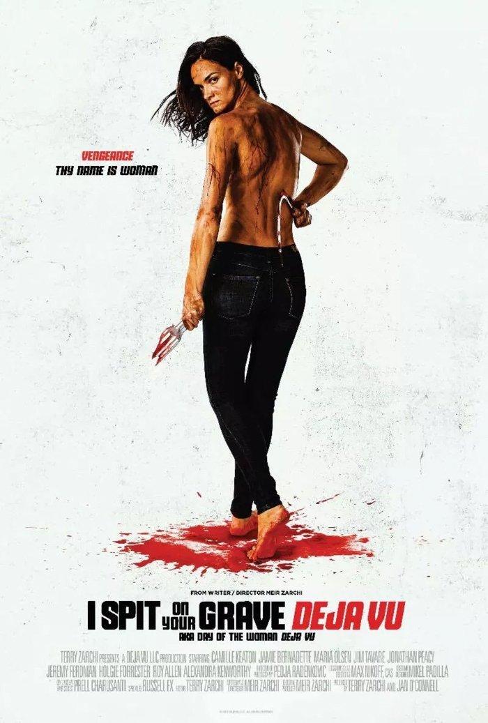 Se anuncia secuela de la 'I Spit on Your Grave' original 1