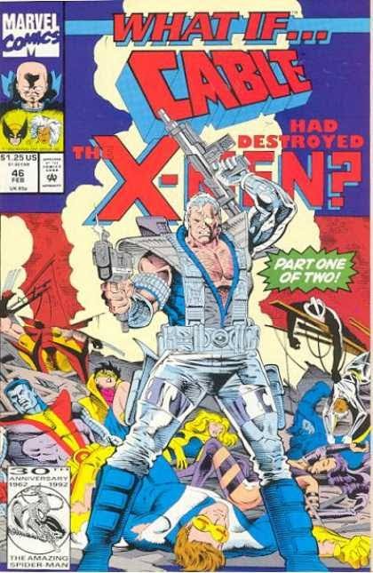 What If? Cable destroy X-Men (1993)