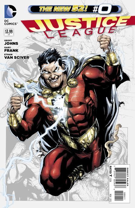 Justice League Vol. 2 #0 (2012)