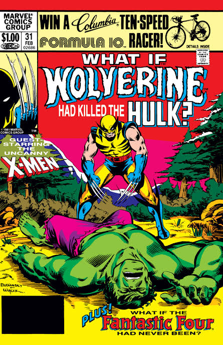 What If? Wolverine Had killed The Hulk (1993)