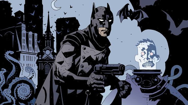 Batman: The Doom That Came to Gotham (2001)