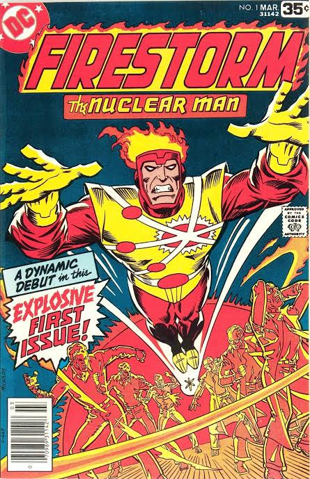 Firestorm #1 (1978)