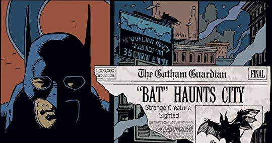 Gotham by Gaslight (1989)