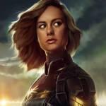 "Brie Larson es Carol Danvers en ""Captain Marvel"" (2019)"