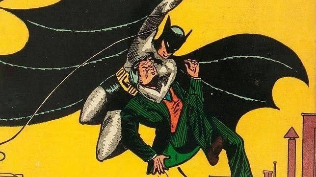 Primera aparición: Detective Comics #27 (1939)