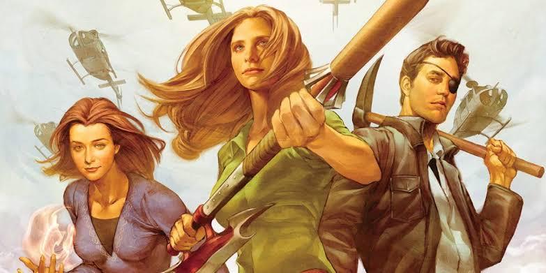 Buffy Summers (Primera aparición 1992)