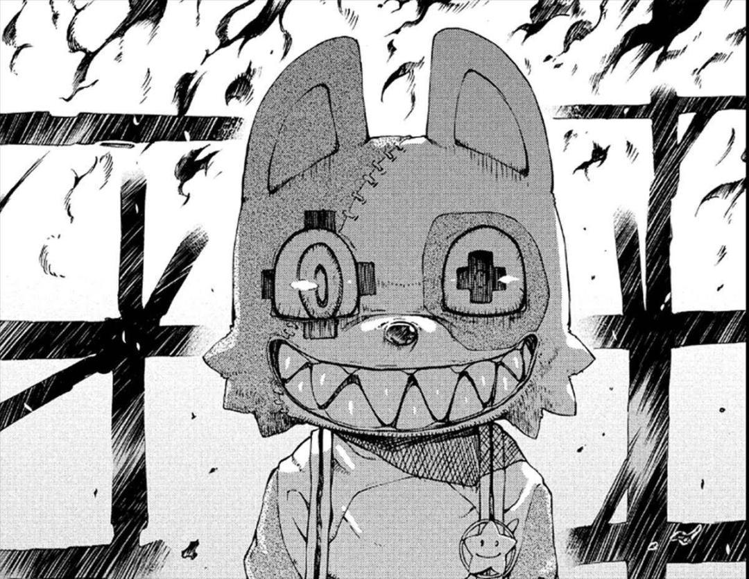 El Manga Gleipnir obtiene Anime! 5