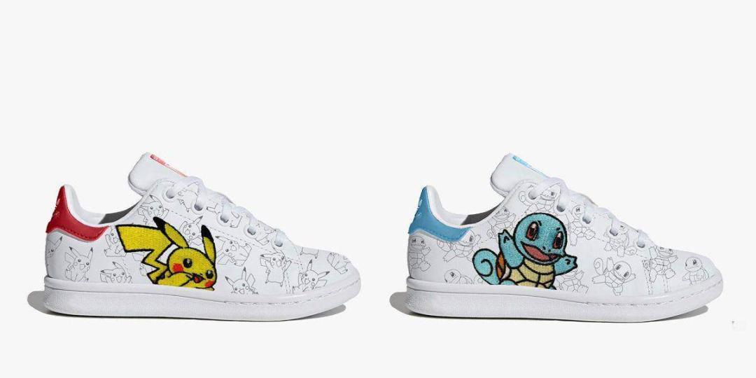 Se filtran diseños de tenis Adidas y Pokémon 1