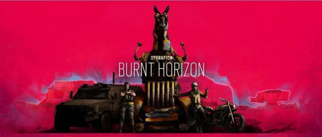 ¡Operation Burnt Horizon para Rainbow Six Siege ya está disponible!