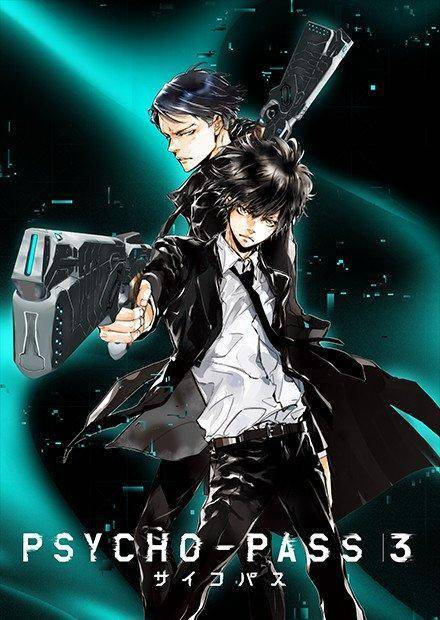 Psycho-Pass Anime Obtiene 3ra Temporada 1