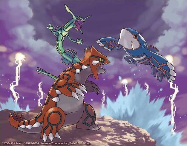 Desde Chichen Itza, Quetzalcoatl desciende ¡Rayquaza a Pokemon Go! 3