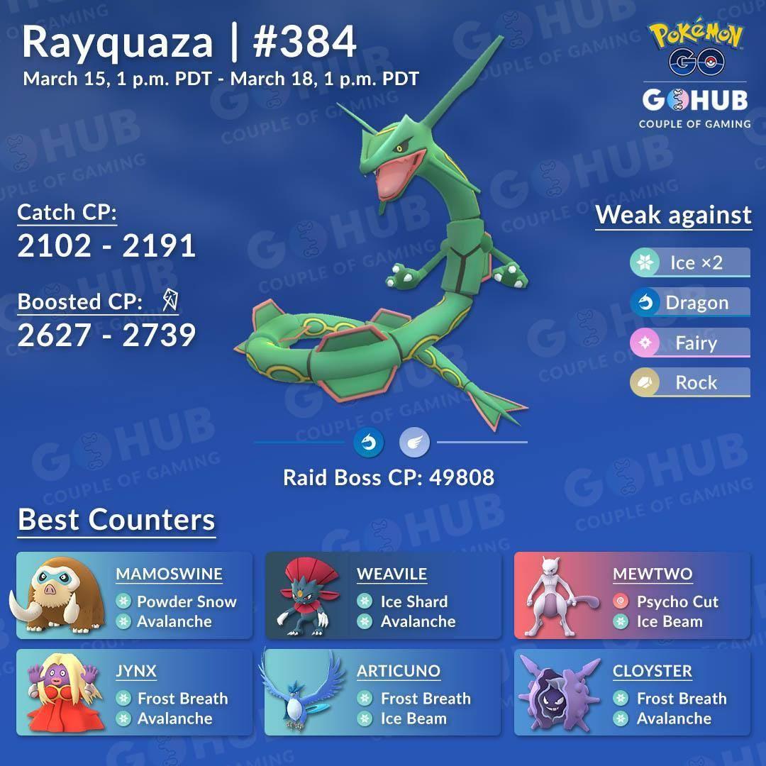 Desde Chichen Itza, Quetzalcoatl desciende ¡Rayquaza a Pokemon Go! 2
