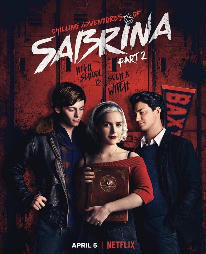 La temporada 2 de Chilling Adventures of Sabrina presenta su primer póster 1
