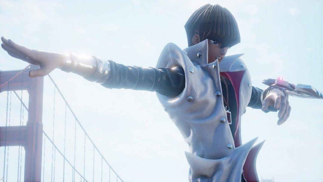 Conoce el primer personaje que llega a Jump Force por DLC 1