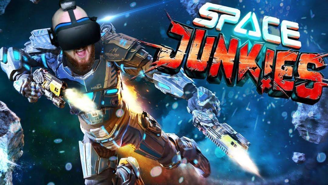 Ya puedes jugar la Beta abierta de Space Junkies