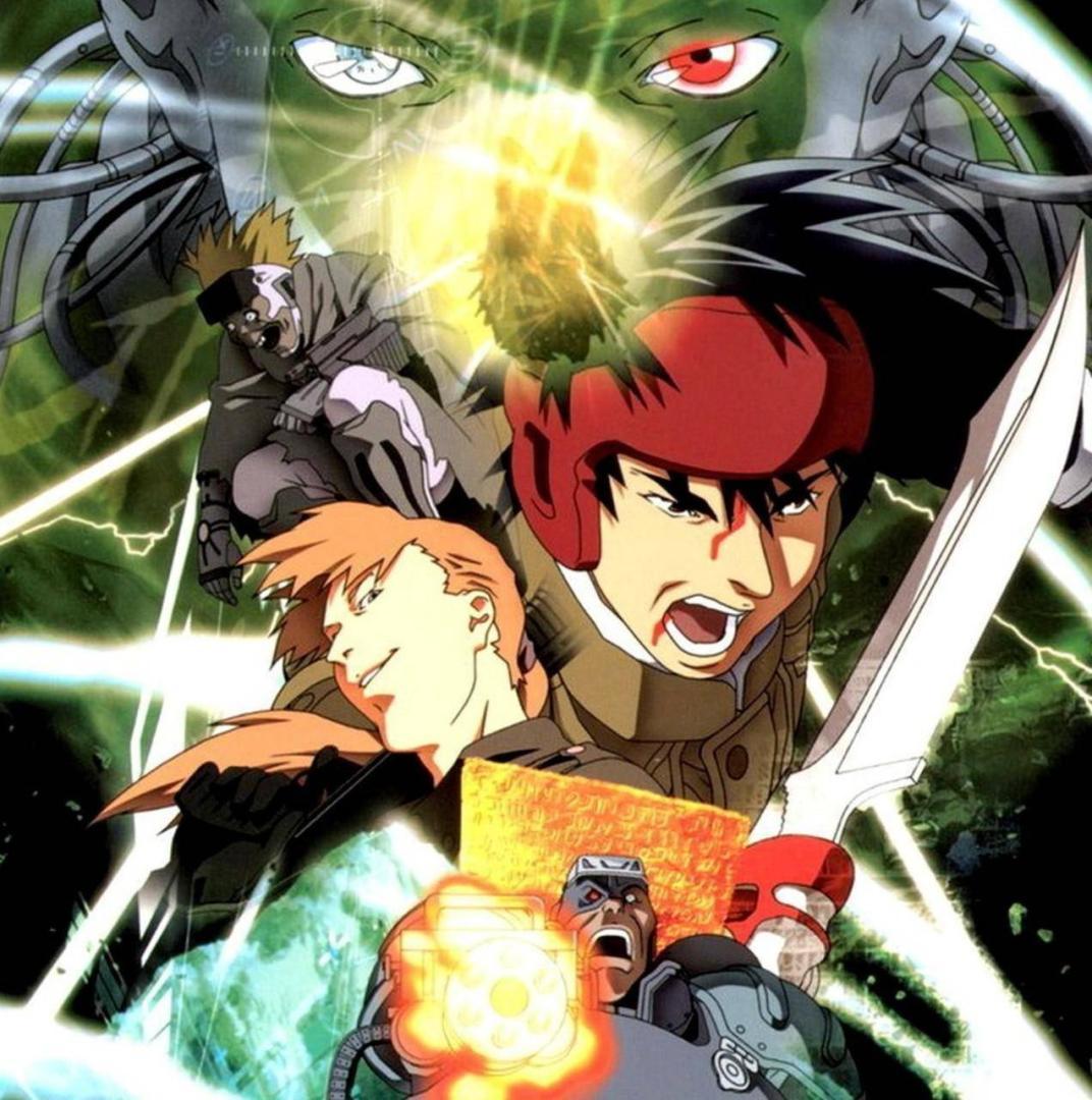 El manga Spriggan obtiene Anime Original de Netflix 3
