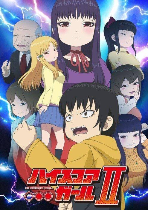 Hi Score Girl obtiene 2da Temporada de Anime 1