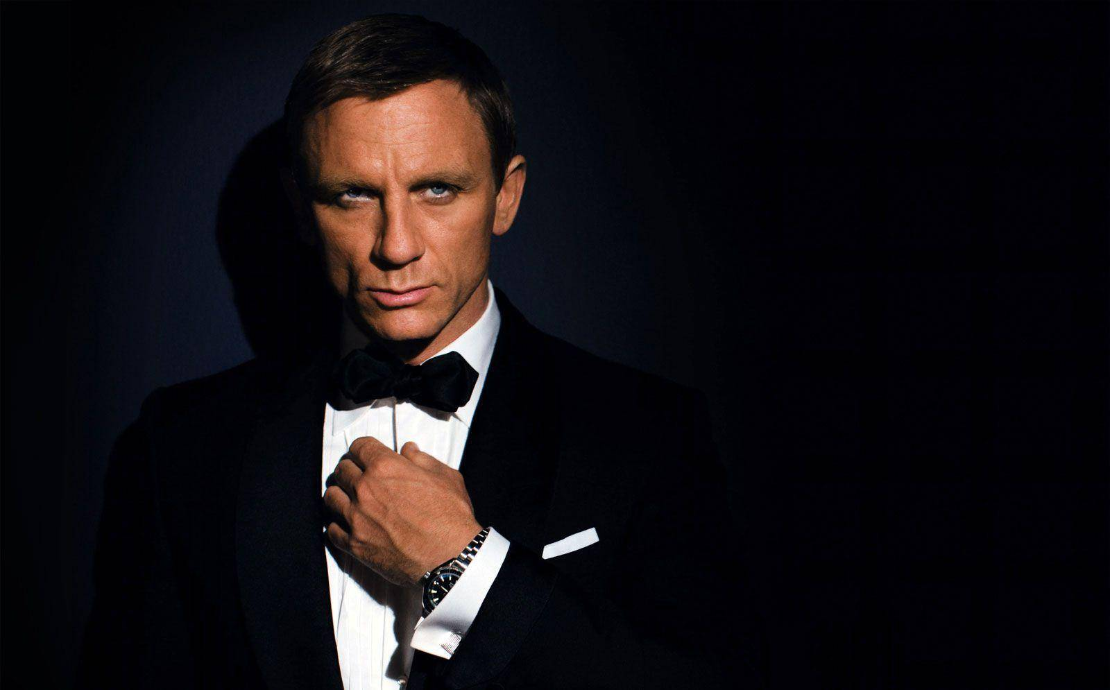 Daniel Craig, 007, No Time to Die