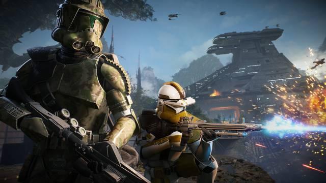 "Primeros pósters de ""Star Wars Jedi Fallen Order"" 3"