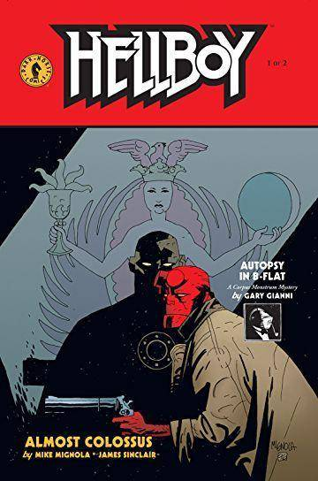 Hellboy: Almost Colossus (1997)