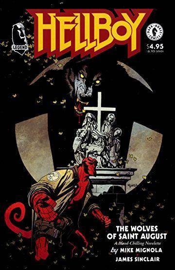 Hellboy: The Wolves Of Saint August (1995)