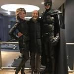 Lili Simmons nos da un mejor vistazo al Batman de Gotham 3