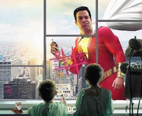 Reseña: Shazam, el héroe para todas las edades 3