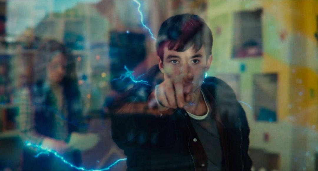 Rumor: Ezra Miller deja el DC Extended Universe 1