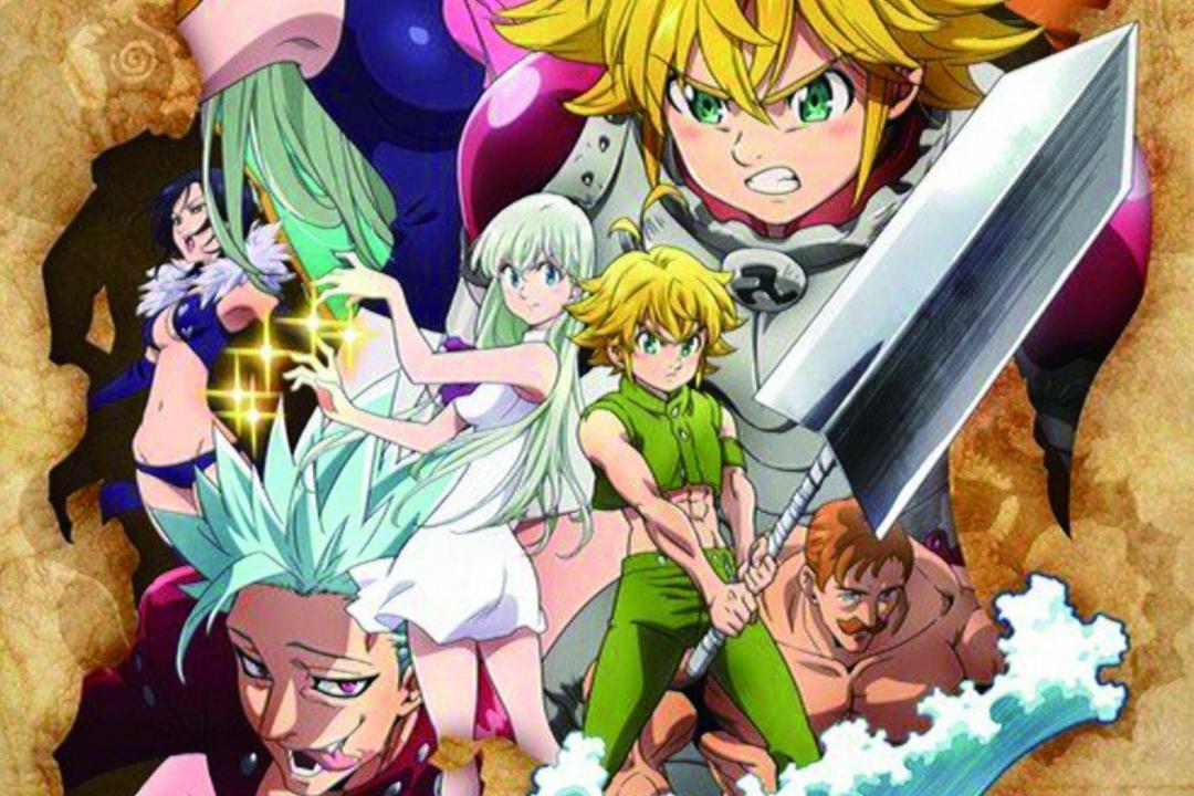 El nuevo anime de los siete pecados capitales llega a tv en otoño