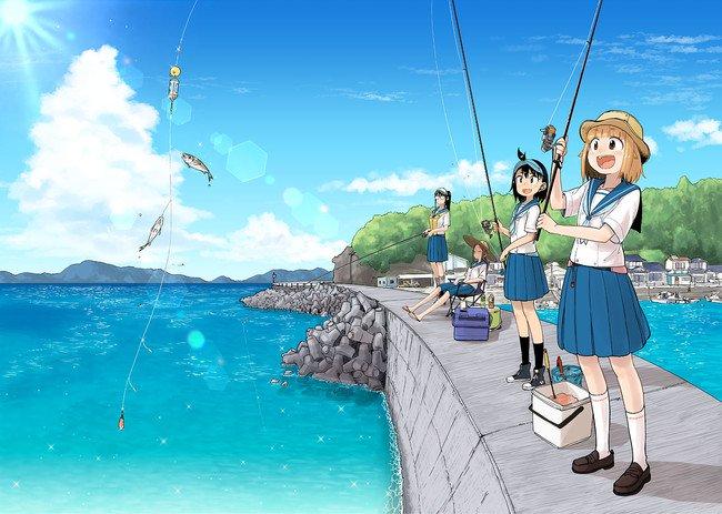 "El manga ""Hōkago Teibō Nisshi"" de Yasuyuki Kosaka obtiene anime 1"