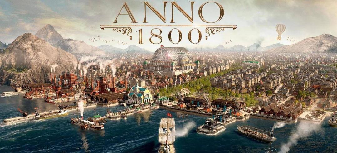¡Anno 1800 ya está disponible!