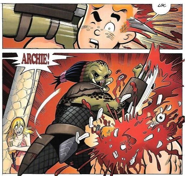 ¡Archie vs. Predator II anunciado! 1