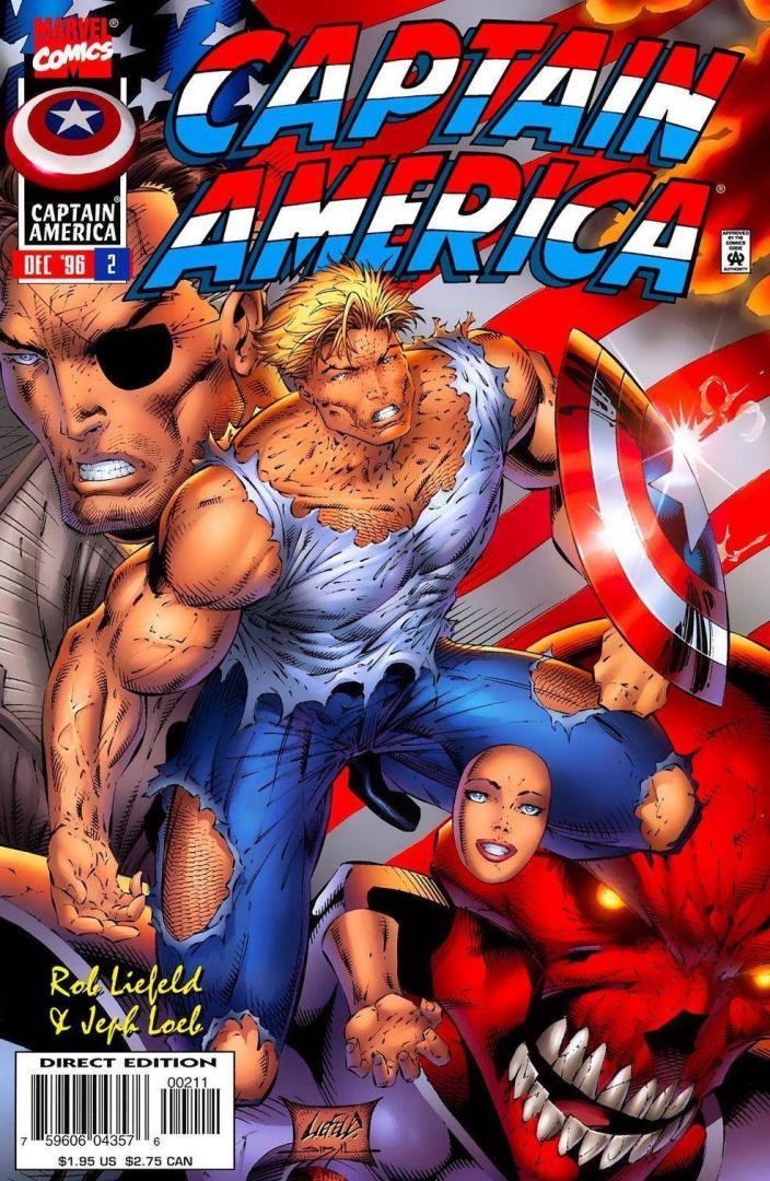 Captain America Vol.2 #2 (1996)