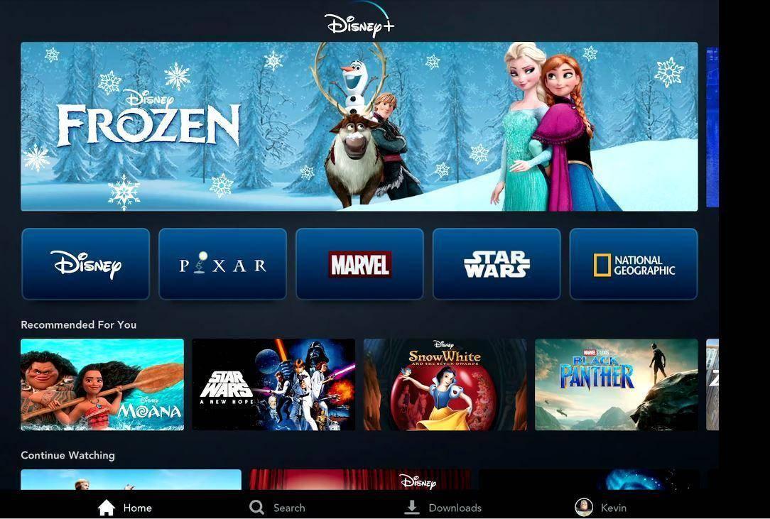 Todos los detalles, series y precios de Disney + 1