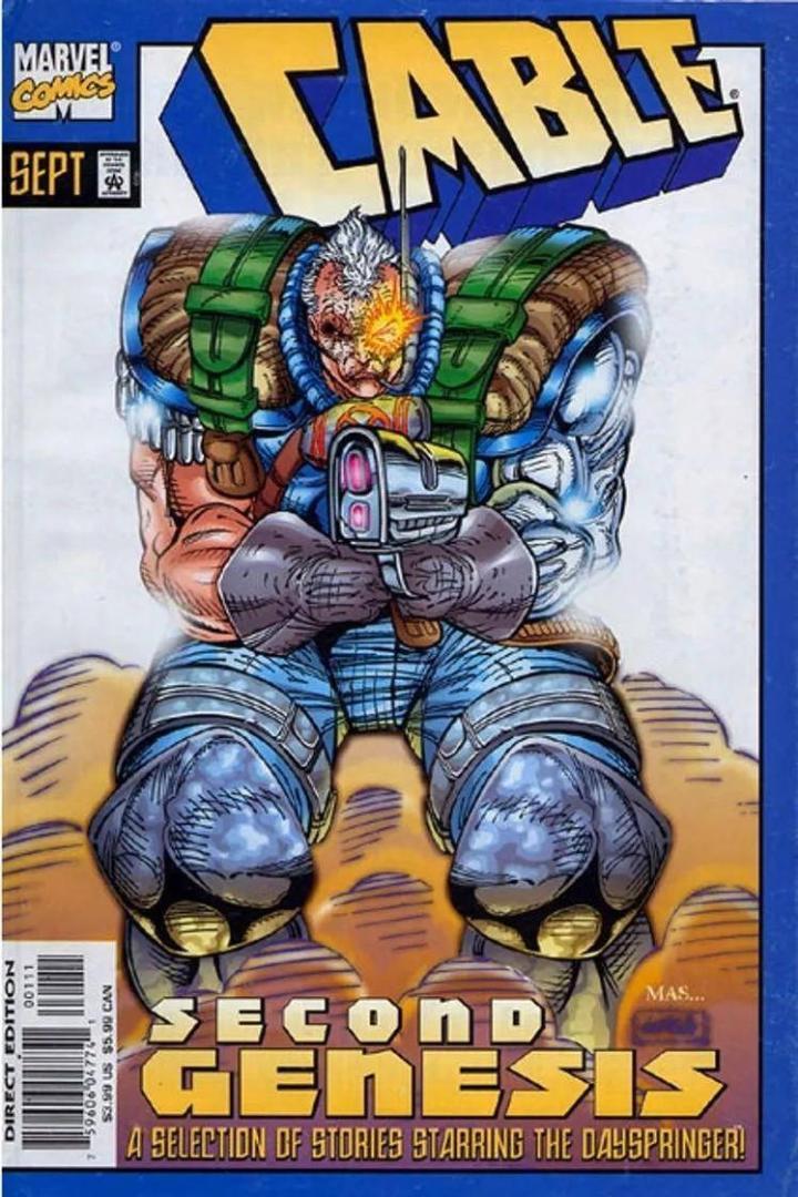 Cable: Second Génesis #1 (1999)
