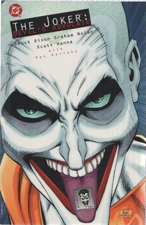 The Joker: Devil's Advocate (1996)