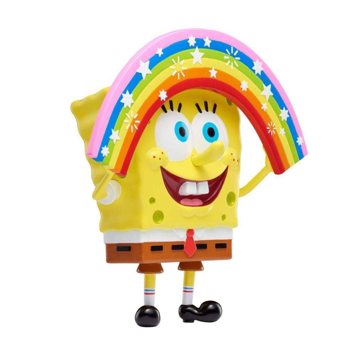 Nickelodeon presenta figuras de memes de Bob Esponja 4