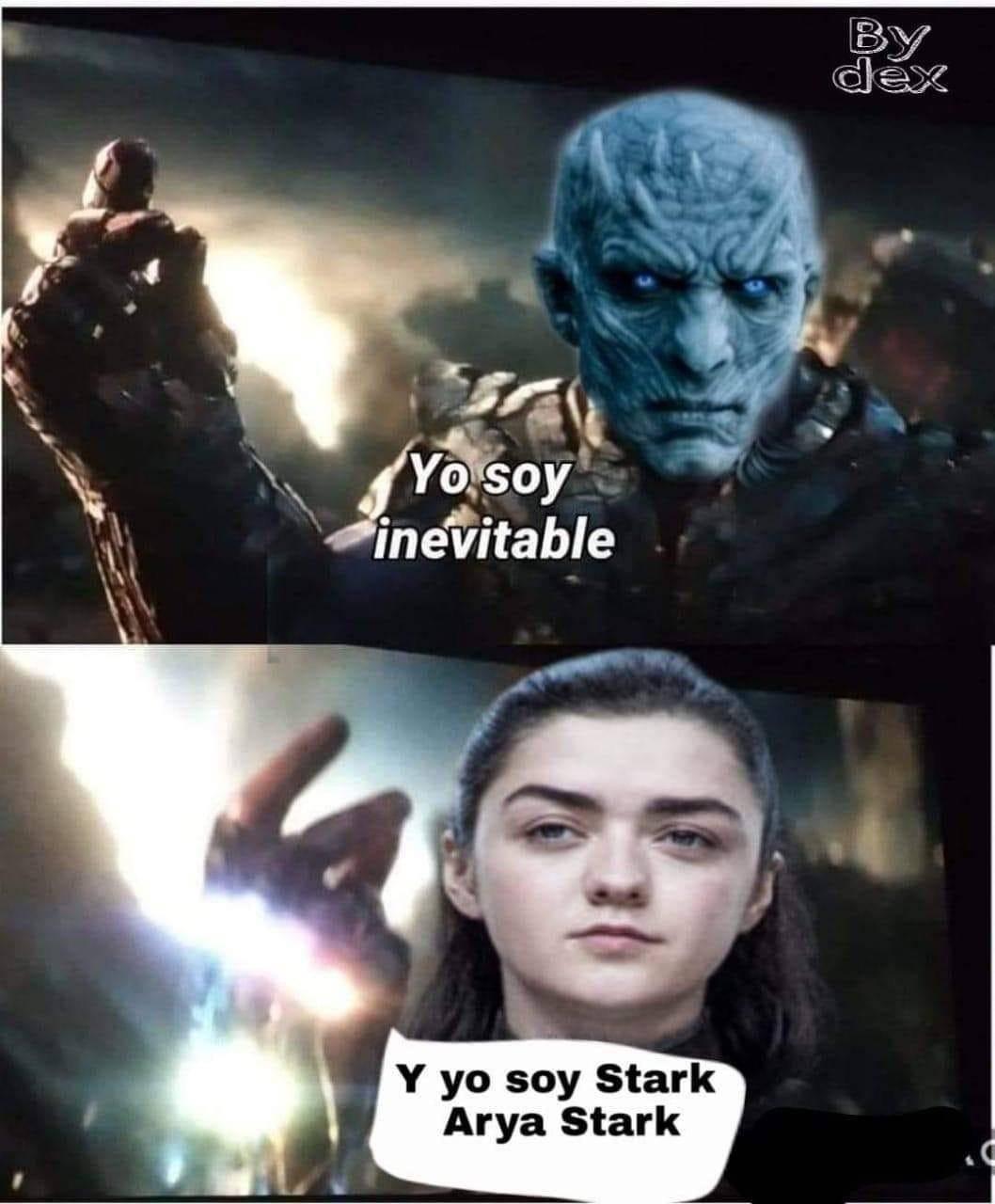 "El Internet reacciona a ""La Batalla de Winterfell"" 24"