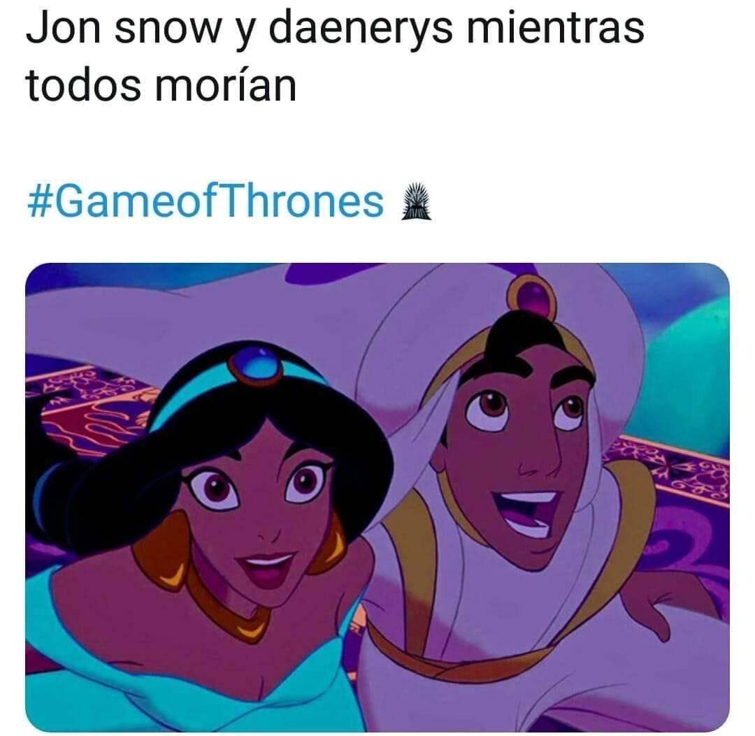 "El Internet reacciona a ""La Batalla de Winterfell"" 20"