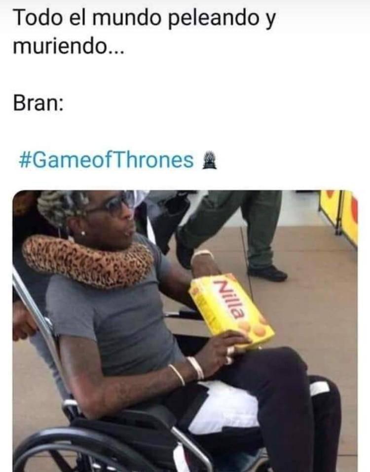 "El Internet reacciona a ""La Batalla de Winterfell"" 14"