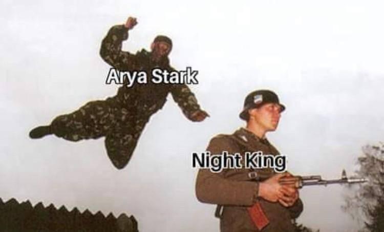"El Internet reacciona a ""La Batalla de Winterfell"" 23"
